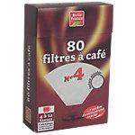Filtres à café Café   Belle France Belle France   80 Unités