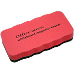 Brosse magnétique pour tableaux blancs Office Depot Rouge 2 (H) x 11,5 (l) x 5,6 (P) cm