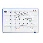 Planning mensuel linéaire Legamaster 60 (H) x 90 (l) cm