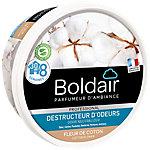 Destructeur d'odeurs Boldair Fleur de coton Neutralise les mauvaises odeurs   300 g