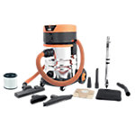 Aspirateur eau et poussière Igeco EWT   CS4 Comfort 1800 W Argenté, gris, orange