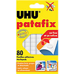 Pastilles adhésives UHU patafix   80 Unités