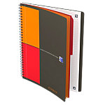 Cahier OXFORD Activebook B5 Quadrillé 5x5 160 pages