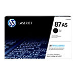 Toner HP D'origine CF287AS Noir CF287AS