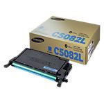 Toner Samsung D'origine CLT C5082L Cyan