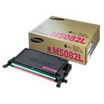 Toner Samsung D'origine CLT M5082L Magenta