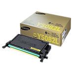 Toner Samsung D'origine CLT Y5082L Jaune