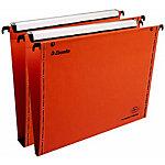 Dossiers suspendus pour tiroirs Esselte Ultimate Orange 10 Unités