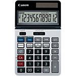 Calculatrice de bureau Canon KS 1220TSG 12 Chiffres Argenté