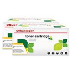 Toner Office Depot Compatible HP 05X Noir CE505XD 2 Unités