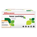 Toner Office Depot Compatible Brother TN 135Y Jaune