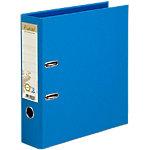 Classeur à levier Exacompta Forever 80 mm Lisse Carton recouvert papier 2 anneaux A4 Bleu