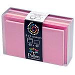 Coffret de correspondances Pollen Rose
