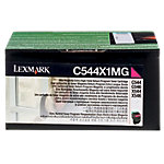Toner Lexmark D'origine C544X1MG Magenta