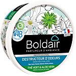 Destructeur d'odeurs Boldair Thé vert et Aloe Vera   300 g