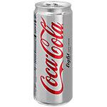 Coca Cola Canette   330 ml