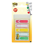 Index   marques pages Post it Flèche 43,2 (H) x 11,9 (l) mm Assortiment   5 Unités de 20 Bandes