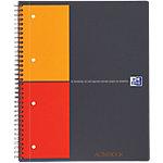 Cahier OXFORD Activebook A4+ Quadrillé Assortiment   80 Feuilles