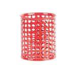 Pot à crayons Foray Mesh Rouge
