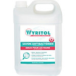 Gel nettoyant Wyritol Désinfectant Transparent   5 L