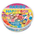 Bonbons assortis   Haribo   Happy'Box   600 g