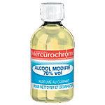 Alcool modifié 70% Mercurochrome Alcool 70%