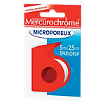 Sparadrap Soft Mercurochrome 5m (L) x 2,5cm (l)