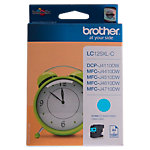 Cartouche jet d'encre Brother D'origine LC125XLC Cyan