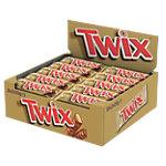 Barre de chocolat Twix Paquet   32 Unités de 50 g