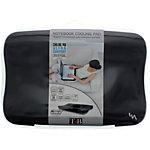 Support de refroidissement PC Portable T'nB Coolinpad1 Noir