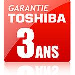 Extension de garantie Toshiba 3 ans