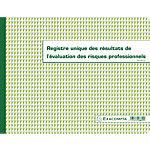 Registre des risques professionnels Exacompta Exacompta 110 g