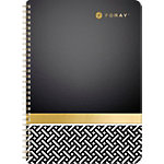 Cahier à spirale Foray A4 Elements 160 80 g