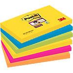 Notes adhésives Post it Super Sticky 76 (H)  x  127 (l) mm 70 g
