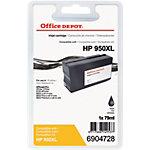 Cartouche jet d'encre Office Depot Compatible HP 950XL Noir CN045AE