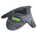 Téléphone de conférence Polycom SoundStation2 Noir