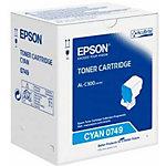 Toner Epson D'origine C13S050749 Cyan