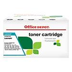 Toner Office Depot Compatible Lexmark C540H2YG Jaune