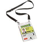 Porte badges DURABLE 852501   10 Unités