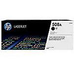 Toner HP D'origine 508A Noir CF360A