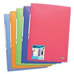 Protège documents ELBA 50 pochettes   100 vues A4 Assortiment
