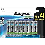 Piles alcalines Energizer Eco Advanced AA 12 Unités