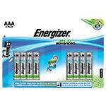 Piles alcalines Energizer Eco Advanced AAA 8 Unités