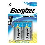 Piles alcalines Energizer Eco Advanced C 2 Unités