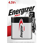 Piles alcalines Energizer Max 4.5V
