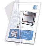 Pochettes de plastification à froid 3L Brillant Transparent 10 Unités