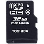 Carte SD Toshiba M102 Noir