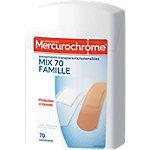 Pansements Mercurochrome Multicouleur   70 Unités
