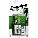 Chargeur + piles rechargeables Energizer Maxi Plug