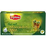 Sachets de thé Menthe Lipton 20 Unités